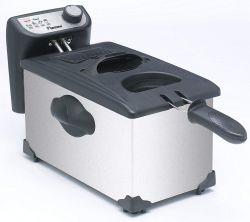 Bestron AF351 2200W fekete/inox olajsütő