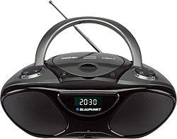 Blaupunkt BB14BK FM/CD/MP3/AUX, 2x1 W RMS fekete boombox
