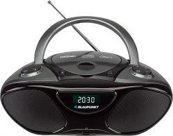 Blaupunkt BB14BK, FM, CD, USB, AUX, fekete mikro zenei rendszer
