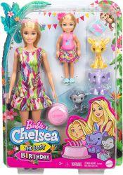 Mattel Barbie (GTM82) Barbie és Chelsea babák
