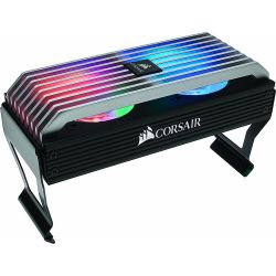 Corsair Dominator Airflow Platinum RGB Lighting Node PRO RAM hűtőrendszer