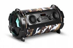 Rebeltec SoundTube 190 Bluetooth, 30 W, USB, AUX terepszínű hangszóró