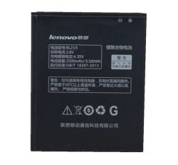 Lenovo BL219 (A768t) 2500mAh Li-polymer, OEM jellegű, csomagolás nélküli kompatibilis akkumulátor