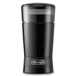 DeLonghi KG200 170W Rozsdamentes acél fekete kávédaráló