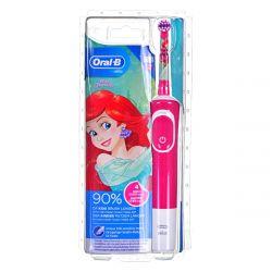 Braun Oral-B Disney Princesses rózsaszín vezeték nélküli elektromos fogkefe