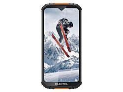 "Oukitel WP6 6.53"" 128GB Dual SIM 4G/LTE narancs-fekete strapabíró okostelefon"