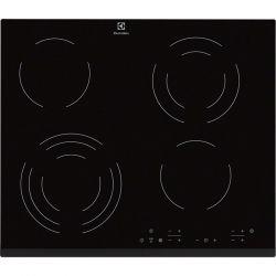 Electrolux EHF6343FOK 4 zóna, 6400 W fekete beépíthető főzőlap