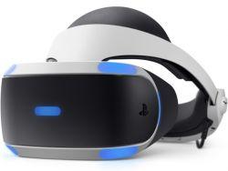 Sony PlayStation VR V2 + Camera V2 VR fekete/fehér szemüveg + kamera