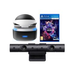 PlayStation VR + Kamera + VR Worlds virtuális csomag