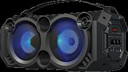 Rebeltec SoundBox 460 Bluetooth, 40 W, USB, AUX, FM fekete hangszóró