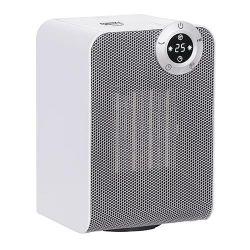 Camry CR 7720 900 W, 1800 W, LCD szürke-fehér kerámia ventilátor fűtés