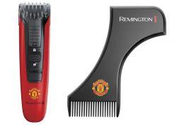 Remington MB4128 Manchester United Edition 40 perc használat, 1.5-18 mm fekete-piros szakállvágó