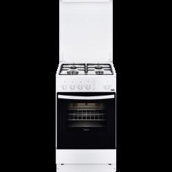 Zanussi ZCG510H1WA 3000W 51L fehér gáztűzhely