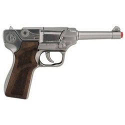 Gonher 25528 Luger metál pisztoly