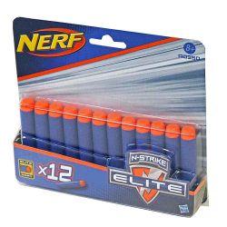Hasbro 20867 (12 db) NERF N-Strike Elite lőszer utántöltő