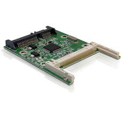 Delock (91660) SATA I/II -> Compact Flash belső adapter