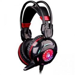 A4Tech Bloody G300 fekete mikrofonos fejhallgató