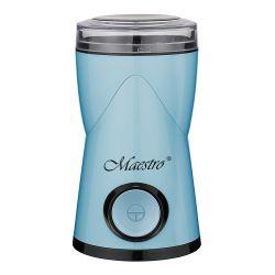 Maestro MR-453-blue 180 W, 60 g kék-fekete kávédaráló