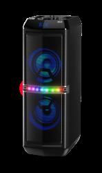 Akai ABTS-82 Party LED fekete hordozható bluetooth hangszóró
