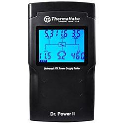 Thermaltake Dr.Power II fekete tápegység tesztelő