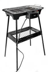 Adler AD6602 2000W fekete elektromos grill