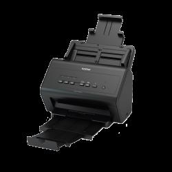 Brother ADS-3000N A4, 50 oldal/perc, LAN/USB 3.0, ADF, duplex fekete szkenner