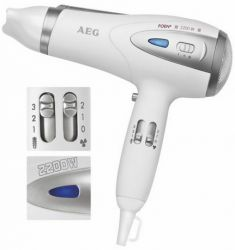 AEG HTD 5584 2200 W fehér hajszárító