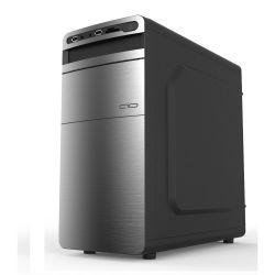 AIO Orbic Titanium MATX Midi fekete/szürke számítógép ház