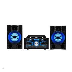 Akai KS5600-BT fekete hordozható bluetooth hangrendszer