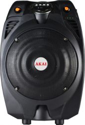 Akai SS022A-X6 fekete bluetooth hangszóró