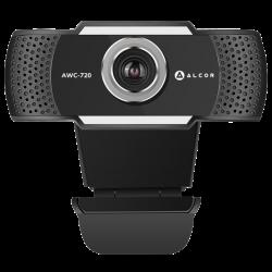 Alcor AWC-720 1MP CMOS 1280×720px 720p USB fekete webkamera