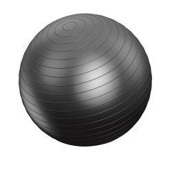Vivamax GYVGL45 (45 cm) szürke gimnasztikai labda