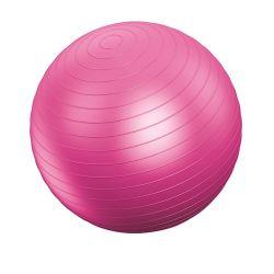 Vivamax GYVGL55 (55 cm) rózsaszín gimnasztikai labda