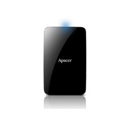 Apacer AC233 2.5'' 3TB USB 3.1, fekete külső merevlemez