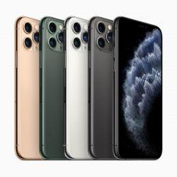 "Apple iPhone 11 Pro Max 6.5"" 512GB Dual SIM 4G/LTE asztroszürke okostelefon"
