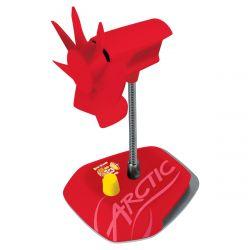 Arctic Breeze Spain 2.5W 90mm piros USB asztali ventilátor