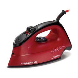 Morphy Richards Breeze 0.35l 2400W piros/fekete gőzölős vasaló