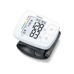 Beurer BC 21 (EN / ES / PL / AR / FA) beszélő fehér vérnyomásmérő