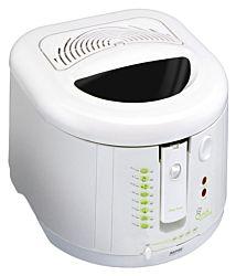 MPM DF-802 1600 W,  2 L fehér olajsütő