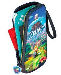 Bigben Interactive 2806390 Nintendo Switch Lite Zelda mintás puha tok