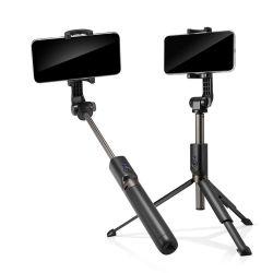 Spigen Velo S540W TriPod Bluetooth fekete vezeték nélküli selfie bot