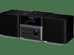 Blaupunkt MS7BK Bluetooth, CD/-R/-RW/ MP3, 30W fekete mikro Hifi