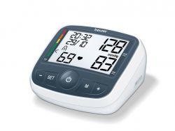 Beurer BM 40 OnPack fehér automata felkaros vérnyomásmérő adapterrel
