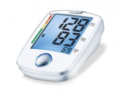Beurer BM 44 fehér automata felkaros vérnyomásmérő