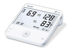 Beurer BM 95 Bluetooth EKG / ECG fehér felkaros vérnyomásmérő