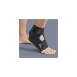 Anatomic 557 neoprén fekete bokatámasz