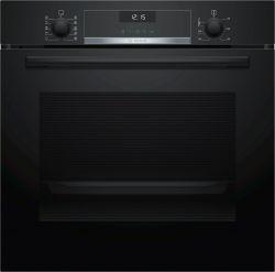 Bosch Serie 6 HBG5370B0 71 L A Fekete Elektromos sütő