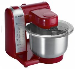 Bosch MUM48R1 3.9l 600W piros robotgép