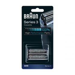 Braun 32S ezüst borotvafej