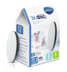 Brita Fill&Go, Fill&Serve MicroDisc Vízszűrő korong (3 darabos pack)